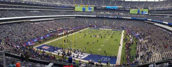 MetLife Stadium, section: 248, row: 15, seat: 13