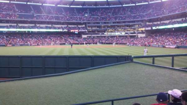Angel Stadium, section: P257, row: E, seat: 2