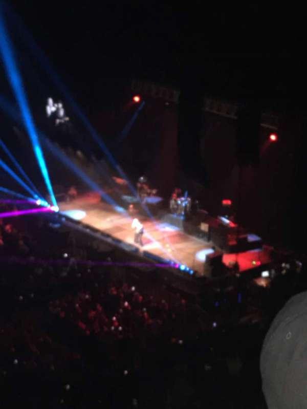 Honda Center, section: 438, row: Q, seat: 10