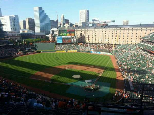 Oriole Park at Camden Yards, section: 344, row: 15, seat: 3
