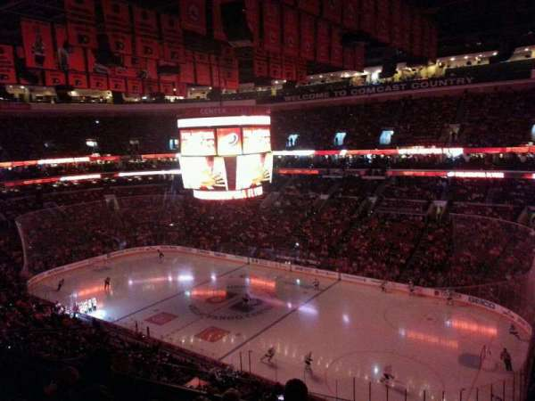 Wells Fargo Center, section: 204, row: 5, seat: 7