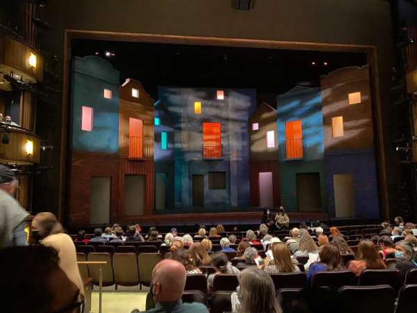 Goodman Theatre - Albert Theatre, section: Aisle 3, row: M, seat: 24