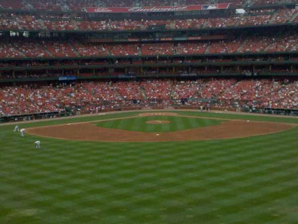 Busch Stadium, section: 197, row: 17, seat: 23