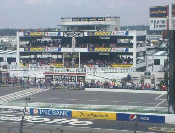 Pocono Raceway, section: 224
