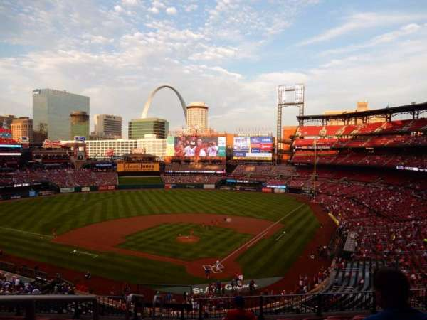 Busch Stadium, section: 251, row: 6, seat: 14