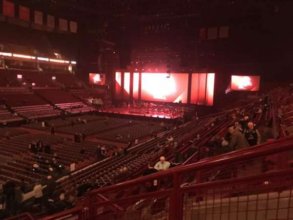 Value City Arena, section: 227, row: C, seat: 1
