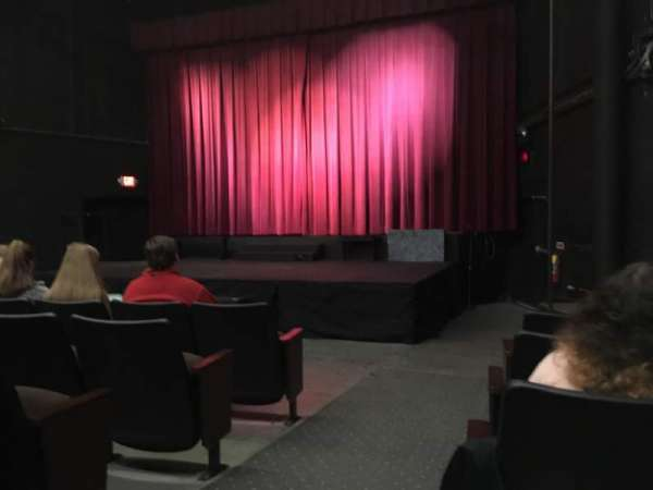 Mid-Ohio Valley Players Theater, section: GA, row: 5, seat: 2