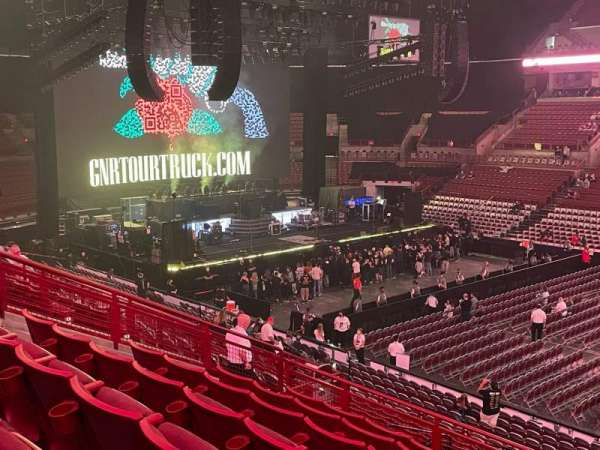 Value City Arena, section: 204, row: G, seat: 6