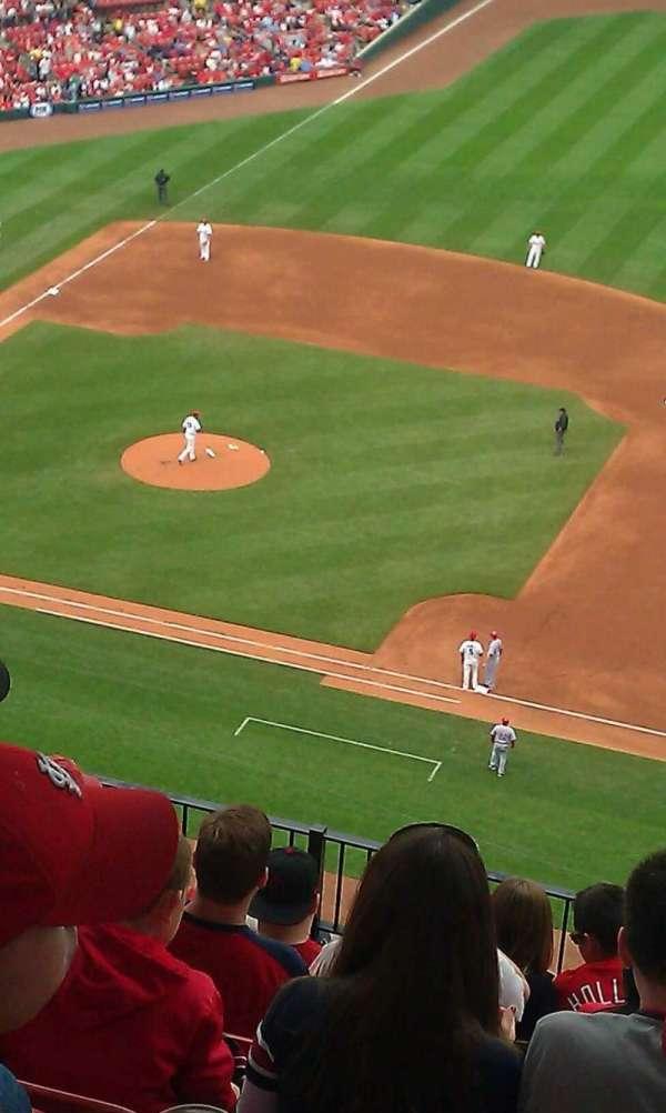 Busch Stadium, section: 337