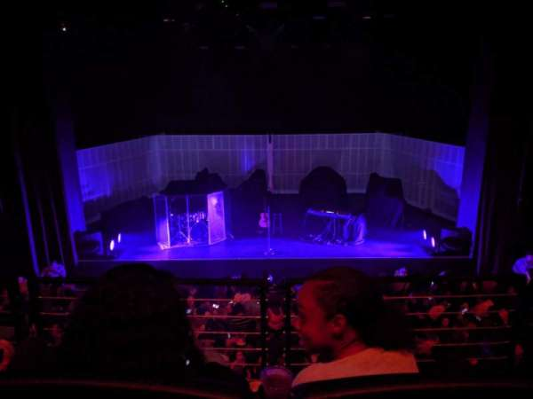 The Novo by Microsoft, section: VIPBALC2, row: BB, seat: 207