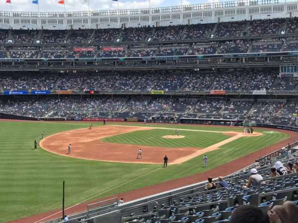 Yankee Stadium, section: 230, row: 14, seat: 15