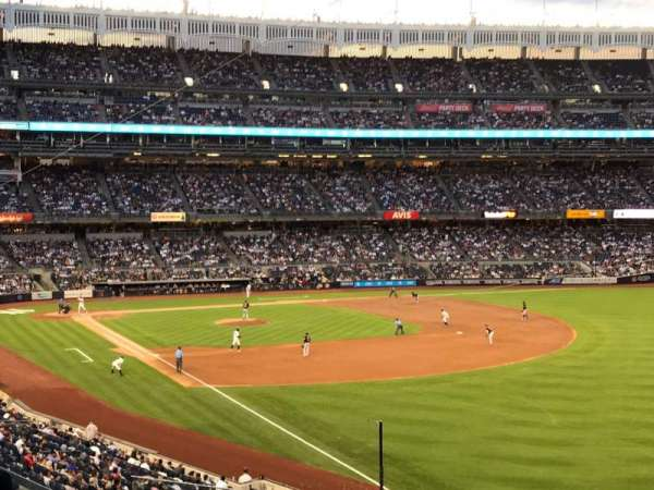 Yankee Stadium, section: 209, row: 10, seat: 12