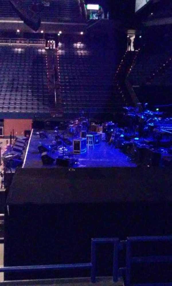 Rupp Arena, section: 12, row: D, seat: 2