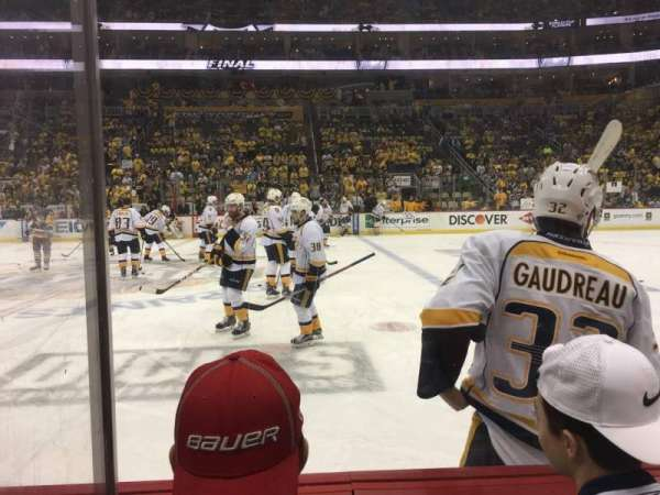 PPG Paints Arena, section: 112, row: B, seat: 2