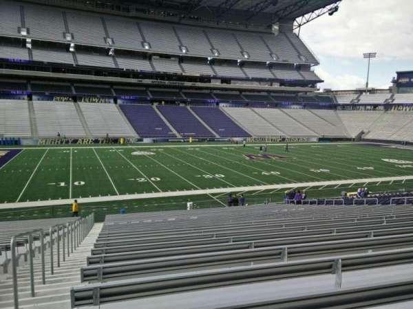 Husky Stadium, section: 131, row: 29, seat: 29
