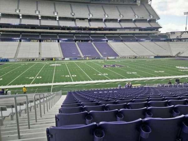 Husky Stadium, section: 130, row: 27, seat: 27