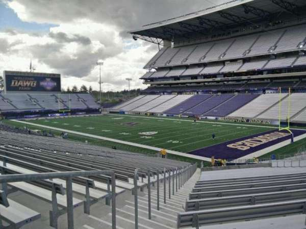 Husky Stadium, section: 122, row: 37, seat: 38