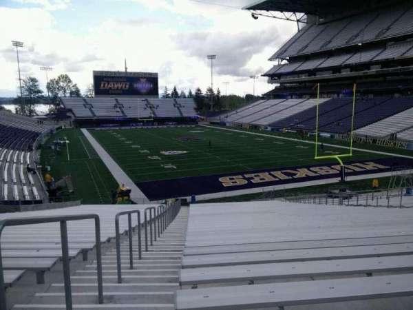 Husky Stadium, section: 120, row: 35, seat: 25