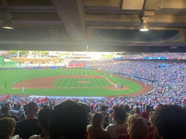 Kauffman Stadium, section: 223, row: TT, seat: 8