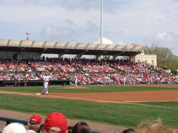 Ed Smith Stadium, section: 103, row: 5, seat: 1