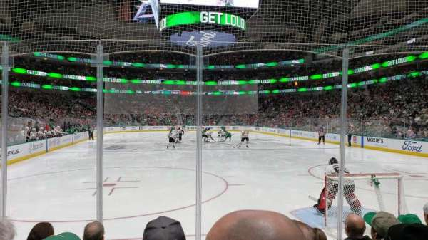 American Airlines Center, section: 113, row: E, seat: 8