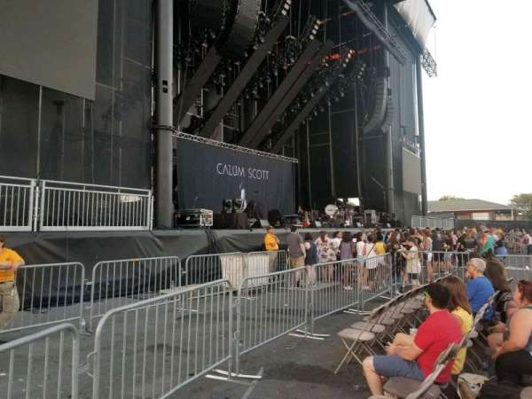 Hershey Park Stadium, section: c, row: 4, seat: 20