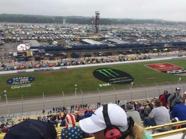 Michigan International Speedway, section: 24, row: 49, seat: 14