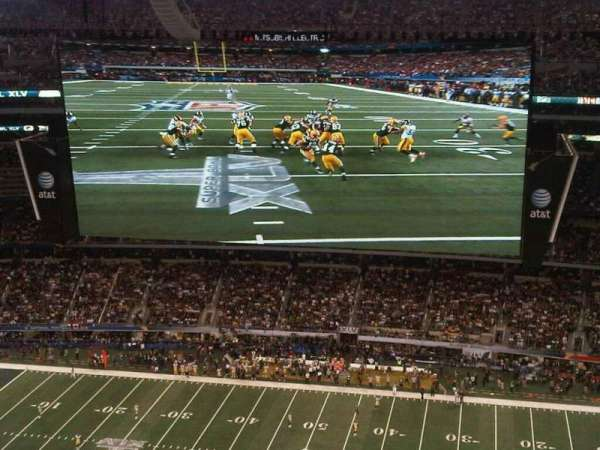 AT&T Stadium, section: 411