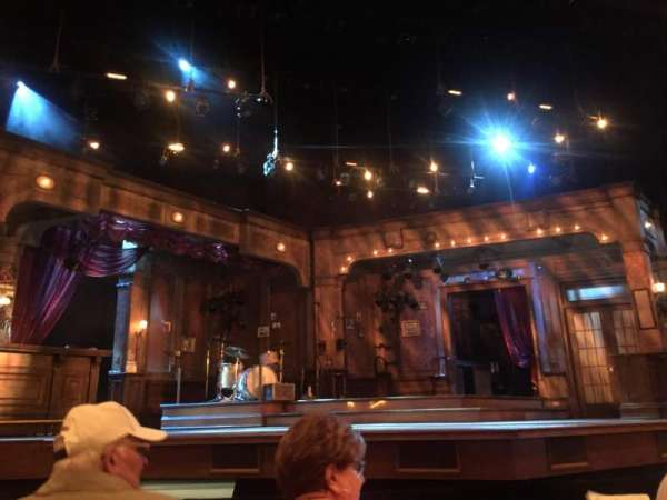 Bernard B. Jacobs Theatre, section: OrchC, row: D, seat: 114