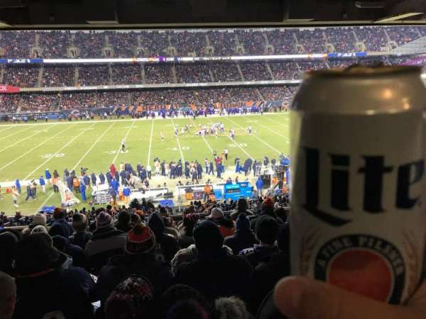 Soldier Field, section: 239, row: 9, seat: 11