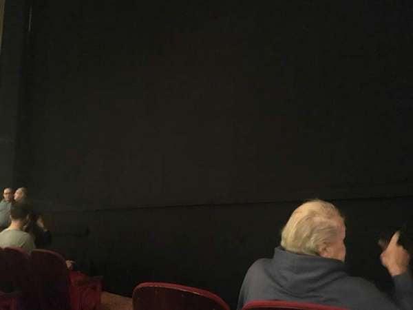 Neil Simon Theatre, section: Orchestra R, row: B, seat: 6