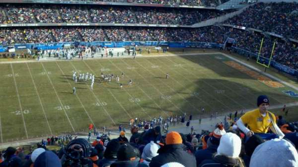 Soldier Field, section: 440, row: 22, seat: 15