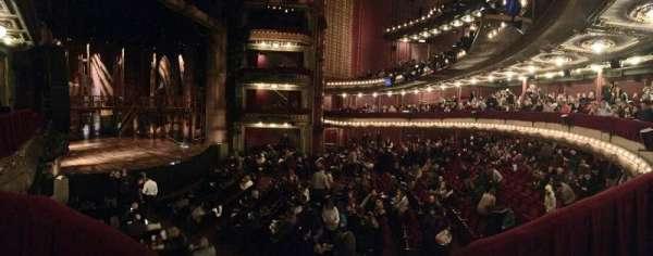 CIBC Theatre, section: Dress Circle Box 1, row: Box 1, seat: 201