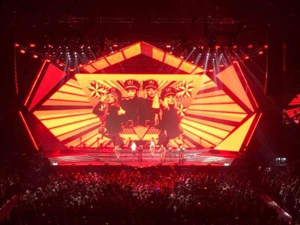 Ziggo Dome, section: 107, row: 12, seat: 217