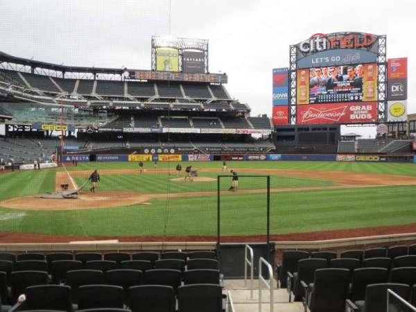 Citi Field, section: 13, row: 9, seat: 5