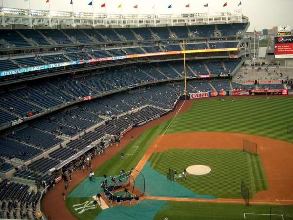 Yankee Stadium, section: 317, row: 1
