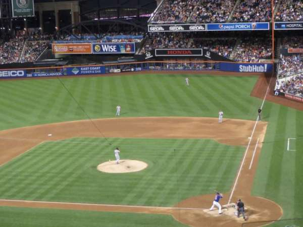 Citi Field, section: 323, row: 5, seat: 3