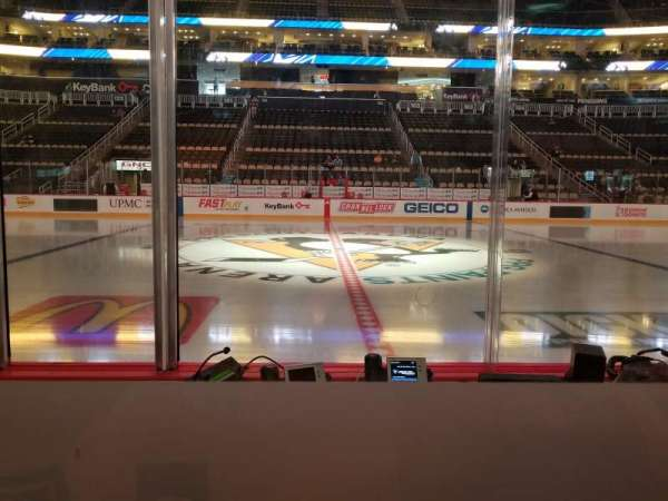 PPG Paints Arena, section: 112, row: C, seat: 12