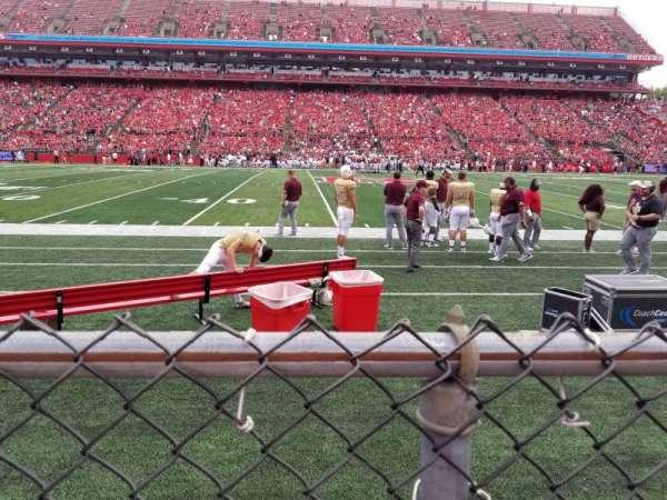 SHI Stadium, section: 105, row: 1
