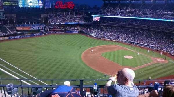 Citi Field, section: 525, row: 3, seat: 19