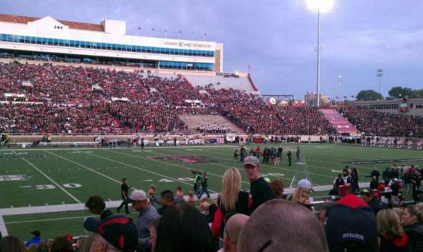 Jones AT&T Stadium, section: 7, row: 15, seat: 4