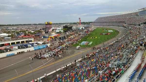 Daytona International Speedway, section: 423, row: 24, seat: 4a
