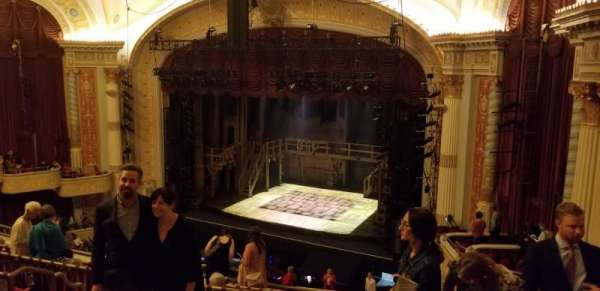 KeyBank State Theatre, section: Mezzanine R, row: H, seat: 801