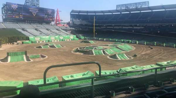 Angel Stadium, section: C306, row: C, seat: 16