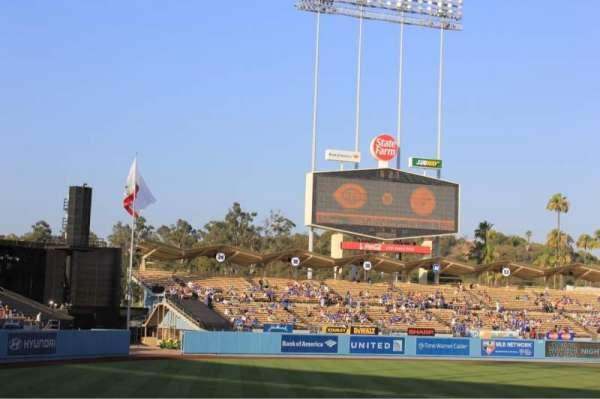 Dodger Stadium, section: 37FD