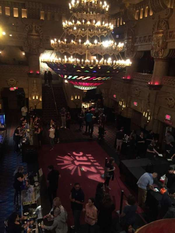 Aztec Theatre, section: Lobby