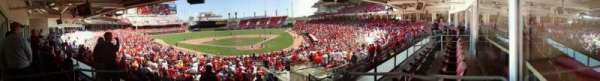 Great American Ball Park, section: Suites