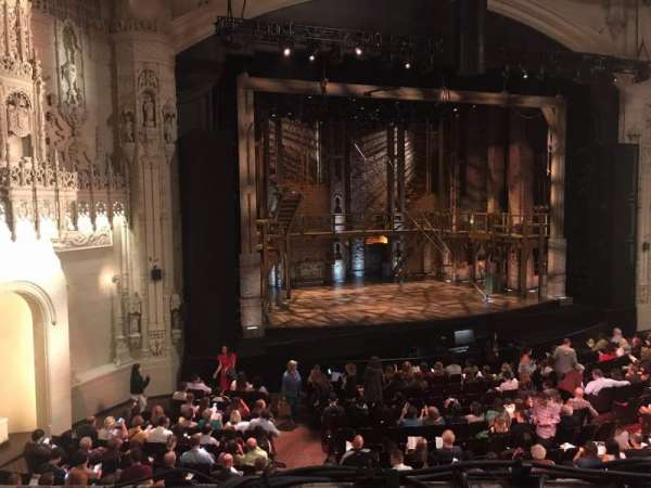 Orpheum Theatre (San Francisco), section: Loge L, row: A, seat: 7