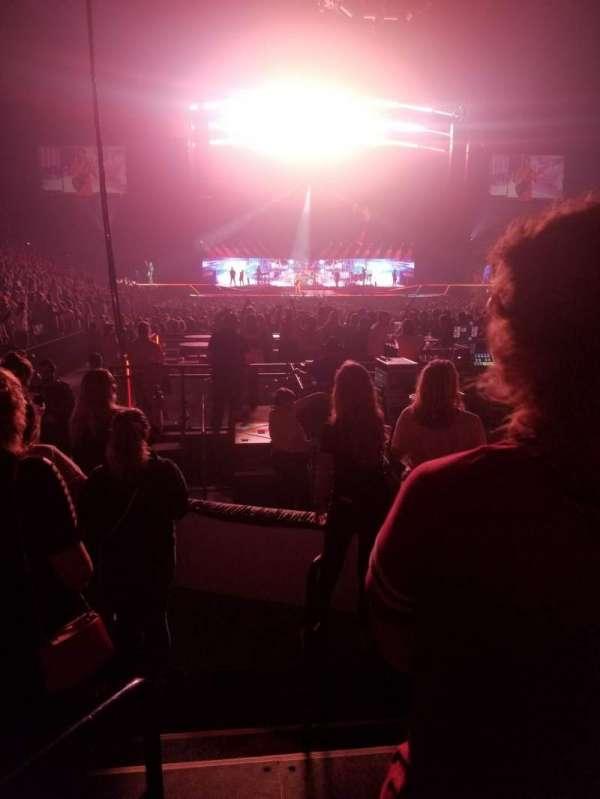 Van Andel Arena, section: 102, row: D, seat: 10