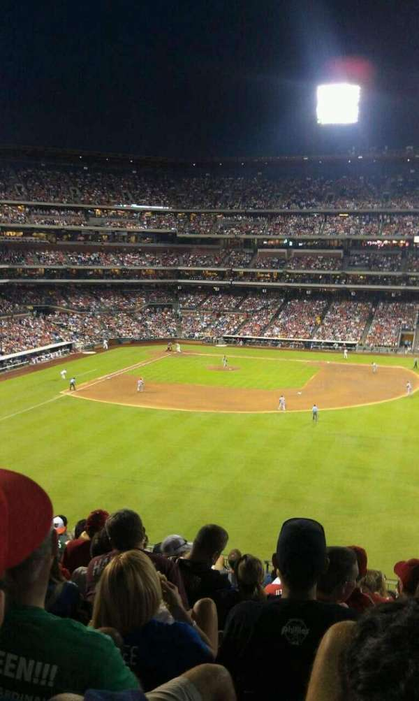 Citizens Bank Park, section: 202, row: 12, seat: 7